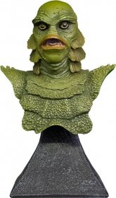 Universal Monsters Mini Bust Creature From The Black Lagoon 15 c
