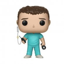 Stranger Things POP! Movies Vinylová Figurka Bob in Scrubs 9 cm