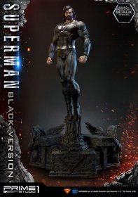 Batman Hush Socha 1/3 Superman Black Version 106 cm