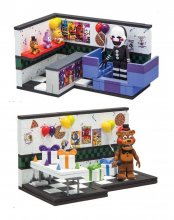 Five Nights at Freddy's Small Construction Set Wave 2 Assortment