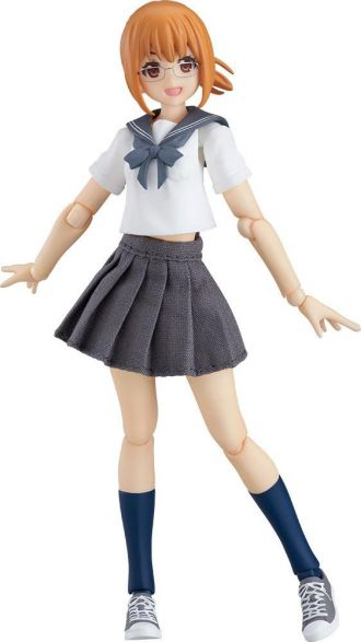 Original Character Figma Akční figurka Female Sailor Outfit Body