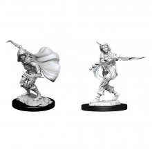 Pathfinder Battles Deep Cuts Unpainted Miniatures Human Rogue Fe