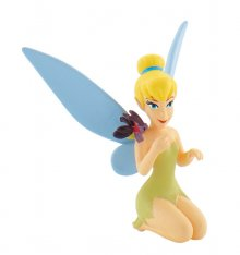 Peter Pan Figure Tinkerbell with Blaze 7 cm