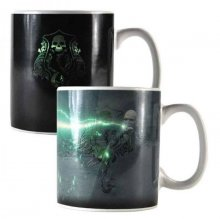 Harry Potter Heat Change Mug Voldemort