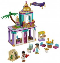 LEGO® Disney: Aladdin - Aladdin and Jasmine's Palace Adventures