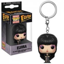 Elvira Mistress of the Dark Pocket POP! Vinyl Keychain Elvira 4
