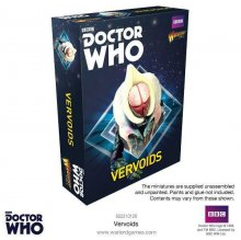 Doctor Who Exterminate! Miniatures Vervoids *English Version*