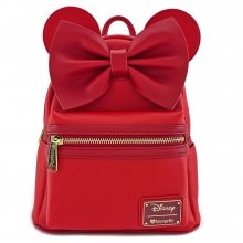 Disney by Loungefly batoh Red Minnie Ears & Bow Red