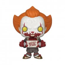 Stephen King's It 2 POP! Movies Vinylová Figurka Pennywise Skate