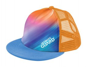 Ultimate Guard Mesh Cap Blue/Orange