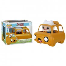 Adventure Time POP! figurka Jake Car & Finn 12 cm