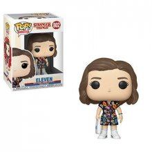 Stranger Things POP! TV Vinylová Figurka Eleven (Mall Outfit) 9