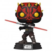 Star Wars: Clone Wars POP! Star Wars Vinylová Figurka Darth Maul