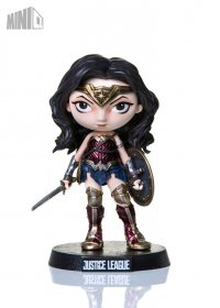 Justice League Mini Co. PVC figurka Wonder Woman 13 cm