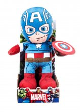 Marvel Comics Plyšák Captain America 25 cm