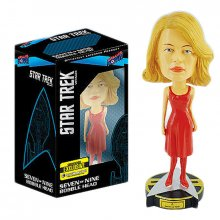 Star Trek Bobble head figurka Sedmá z devíti Exlusive18 cm