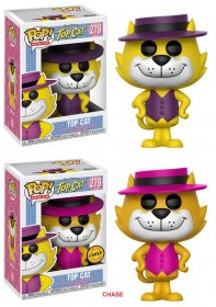 Hanna-Barbera POP! Animation Vinyl Figures Top Cat 9 cm Assortme