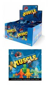 Alien MUSCLE Figures Blind Bags 4 cm Display (36)