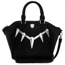 Marvel by Loungefly Crossbody Bag Black Panther Cosplay (Black P