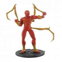 Ultimate Spider-Man mini figurka Iron Spider-Man 9 cm