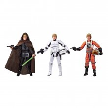 Star Wars Vintage Collection Akční Figurky 3-Pack Luke Skywalke