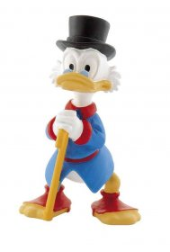 Mickey Mouse Clubhouse Figure Scrooge McDuck 8 cm