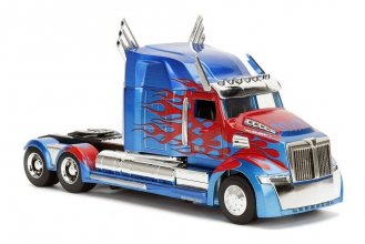 Transformers The Last Knight Diecast Model 1/32 Optimus Prime We