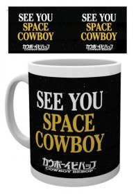 Cowboy Bebop Hrnek See You Space Cowboy