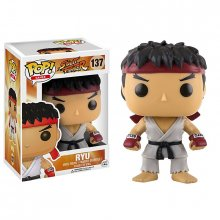 Figurka Street Fighter POP! Ryu 9 cm