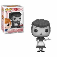 I Love Lucy POP! TV Vinylová Figurka Lucy B&W Target Exclusive 9