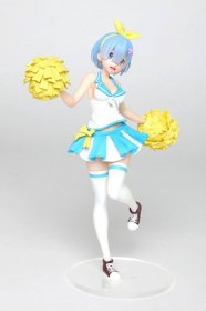 Re:Zero PVC Socha Rem Cheerleader Version 23 cm