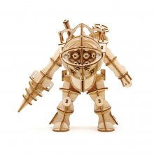 BioShock IncrediBuilds 3D Wood Model Kit Big Daddy