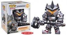 Overwatch Super Sized POP! Games Vinylová Figurka Reinhardt 15 c