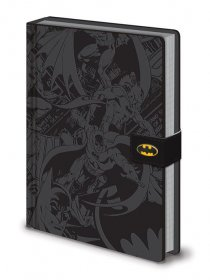 DC Comics Premium Notebook A5 Batman Montage