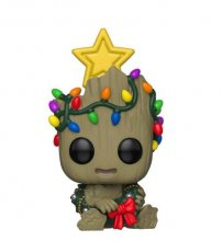 Marvel Holiday POP! Marvel Vinylová Figurka Groot 9 cm