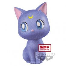 Sailor Moon Eternal The Movie Fluffy Puffy mini figurka Luna 7 c
