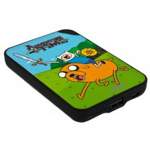 Adventure Time Credit Card Sized Power Bank 5000 mAh Finn & Jake