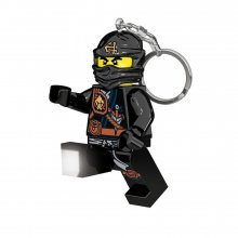 Lego Ninjago Mini-Flashlight with Keychains Cole