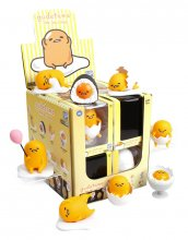 Gudetama Action Vinyls mini figurky 8 cm Wave 2 Display (12)