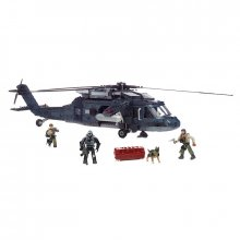 Call of Duty Mega Bloks stavebnice Ghosts Tactical Helicopter