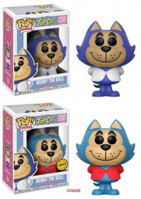 Hanna-Barbera POP! Animation Vinyl Figures Benny The Ball 9 cm A