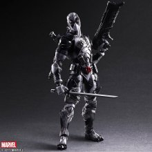 Marvel Comics Variant Play Arts Kai Akční figurka Deadpool X-For