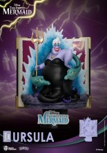 Disney Story Book Series D-Stage PVC Diorama Ursula New Version