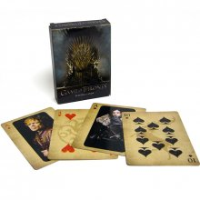 Game of Thrones pokerové karty