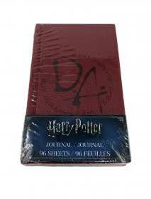 Harry Potter deník Defence Against the Dark Arts Lootcrate Exc