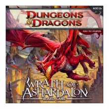 Dungeons & Dragons desková hra Wrath of Ashardalon english