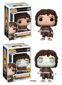 Lord of the Rings POP! Movies Vinyl Figures Frodo Baggins 8 cm A