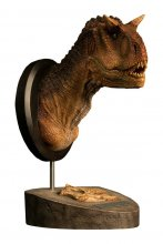Paleontology World Museum Collection Series Bust Carnotaurus Fem