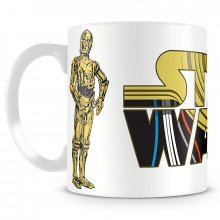 Star Wars hrnek C-3PO Coffee Hrnek