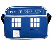 Doctor Who Shoulder Bag Tardis